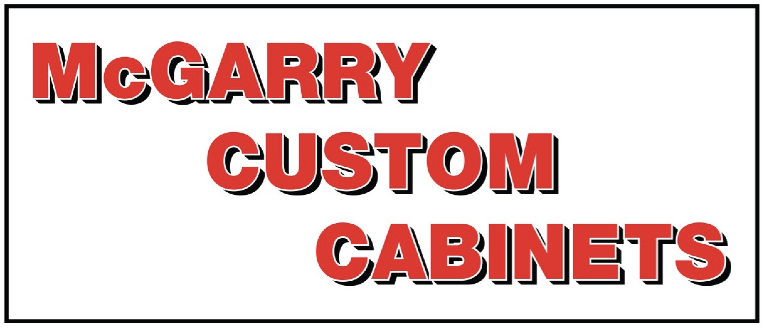 McGarry Custom Cabinets